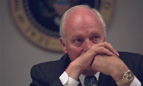 Cheney. (Imagen del Archivo Nacional de EEUU).
