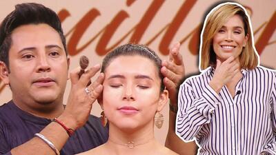 Adelgaza tu rostro en dos por tres: hazle una 'liposucción' a tu cara con estas técnicas de maquillaje