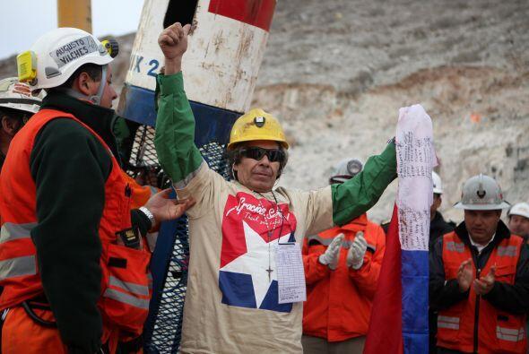 Posteriormente regresarán a Chile donde se creará un museo para que sean...