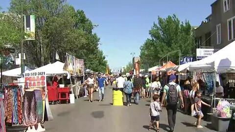 El barrio de Las Empacadoras celebra una de sus más grandes fiestas vera...