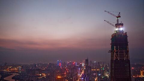 Tras su inauguración, el Ping An Financial Centre –en Shenzhen, C...