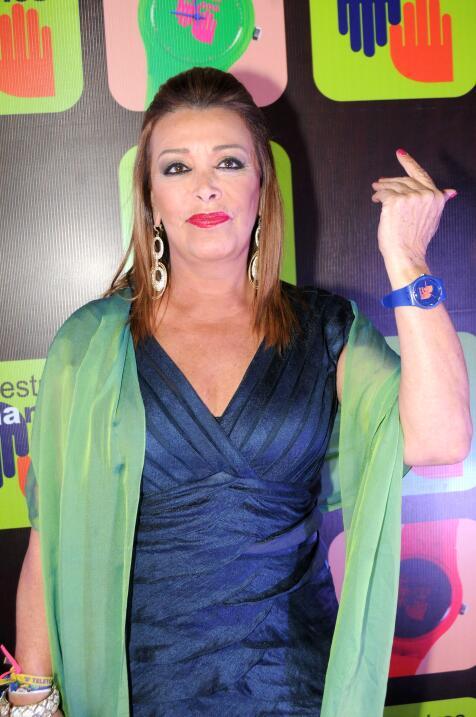 Carla Estrada intenta llegar a un acuerdo con Enrique Guzmán  SILVIA_PAS...