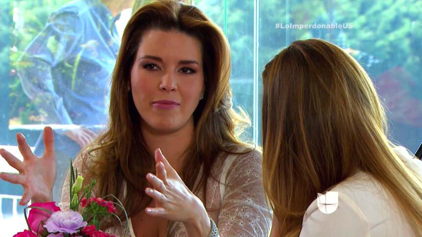 Claudia le contó a Virginia cómo le pareció Emiliano. ¡Abusada, no te lo...