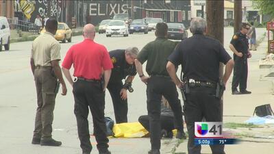 Hombre atropellado por un camión escolar pierde la vida