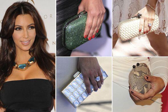 ¿Saben qué pieza no suelta por nada del mundo Kim Kardashian? Pues nada...