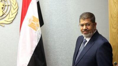 Mohamed Mursi ofrece a la oposición un diálogo.