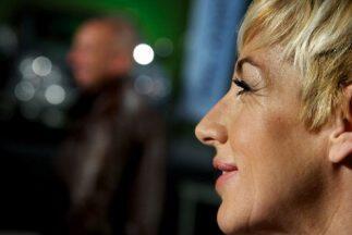 La cantante españolaAna Torroja.
