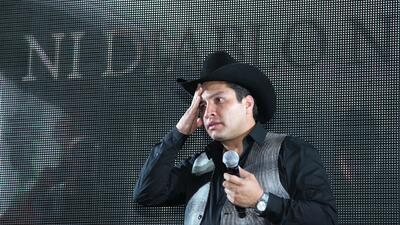 Julión Álvarez isn't the first regional Mexican singer to be linked to drug trafficking