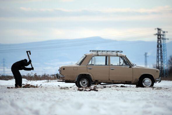 Lada: Se trata de los autos producidos por el fabricante ruso AvtoVAZ qu...