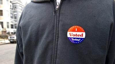 Récord en registro de votantes de California