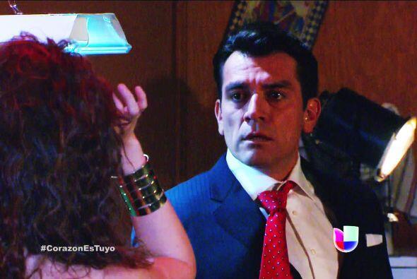 ¿Qué pasa Fernando? ¿No querías conocer el verdadero rostro de Lola?