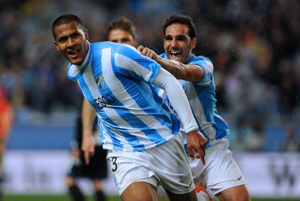 Y el ya citado Málaga podría recibir ofertas por su delantero, el venezo...