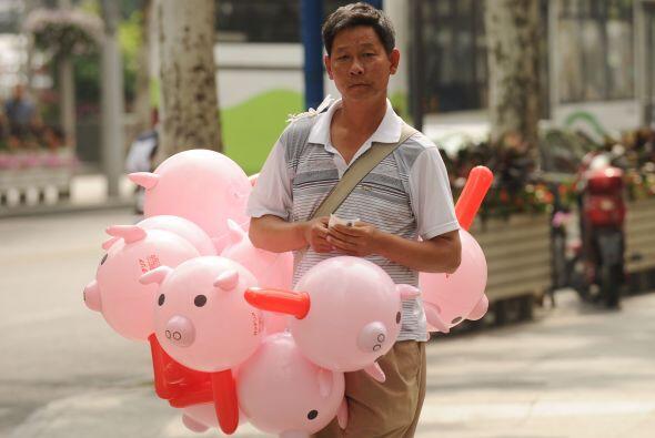 En tanto, los chinos más ricos que afirmaron estar satisfechos con sus v...