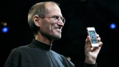 Steve Jobs renunció a Apple a los 56 años, luego de engrandecer a Apple.