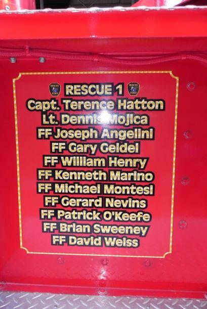 Carro bombero recuerda a sus caídos el 9/11 8794cfb641bb443c81214527597e...