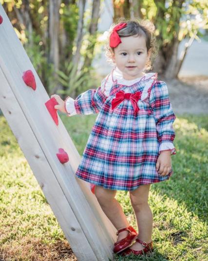 Alana Christine, la bebé de Satcha Pretto