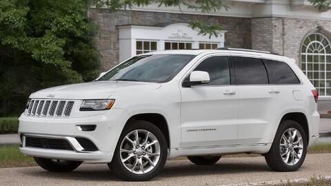 La Jeep Grand Cherokee 2015 es uno de los modelos afectados por las camp...