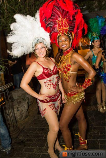 samba dancers arizona bailarinas brasil
