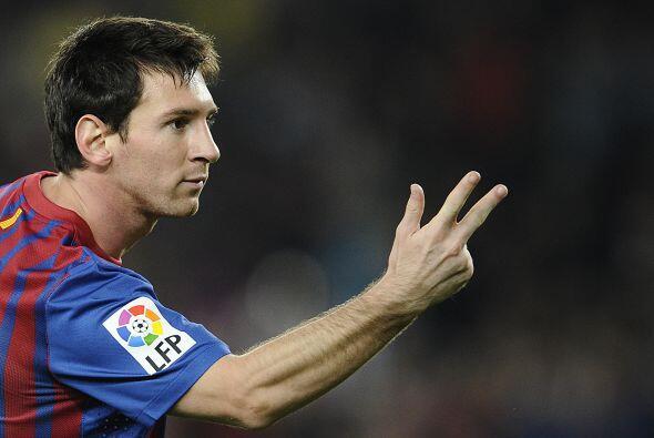 Y la 'Pulga' Messi pidió 3 canciones más.