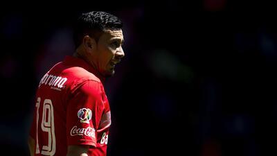 Rubens Sambueza y su segundo aire con el Toluca