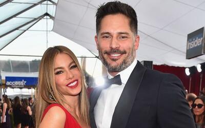 Sofía y Joe conquistaron los Screen Actors Guild Awards.