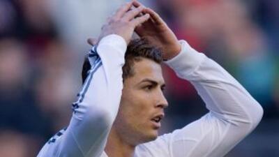 Ronaldo, ya como ganador del Balón de Oro 2013, sigue con la idea de dar...