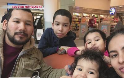 Pese a no tener antecedentes penales, padre hondureño en Long Island est...