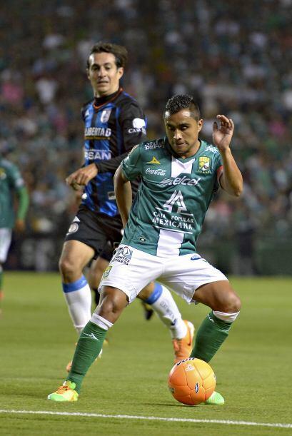 Edwin Hernández.- El 'Aris' dio una gran final, defendiendo y atacando h...