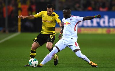 Borussia Dortmund vs. Leipzig