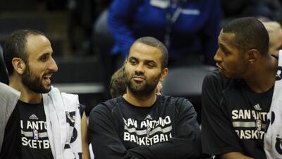 Los Spurs despidieron el 2014 venciendo a los Pelicans de de Nueva Orlea...