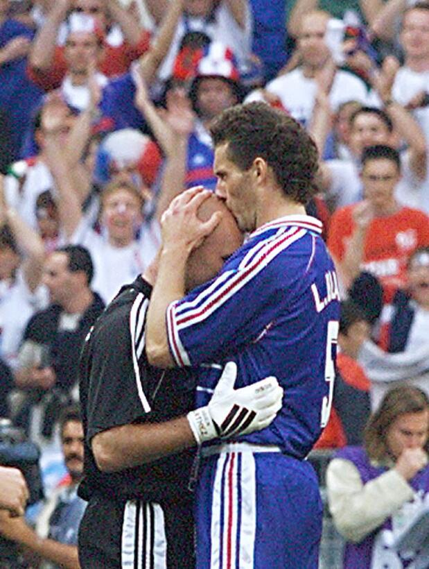 Besos más recordados en la historia del deporte