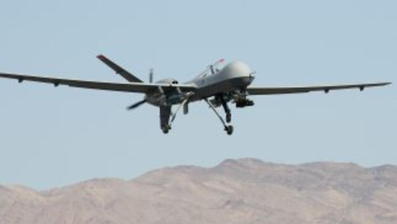 Los 'drones' han sido utilizados por las fuerzas armadas en Irak y Afgan...