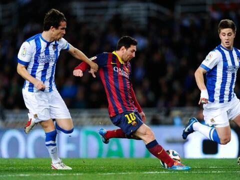 El Barcelona jugará el 19 de abril contra el Real Madrid, en una...