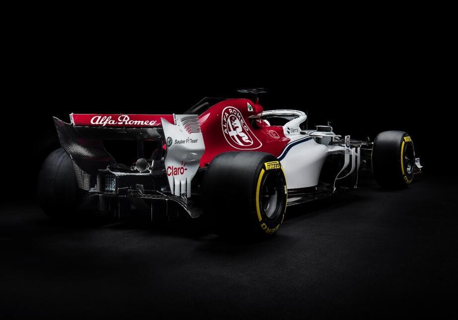 Alfa Romeo Sauber C37