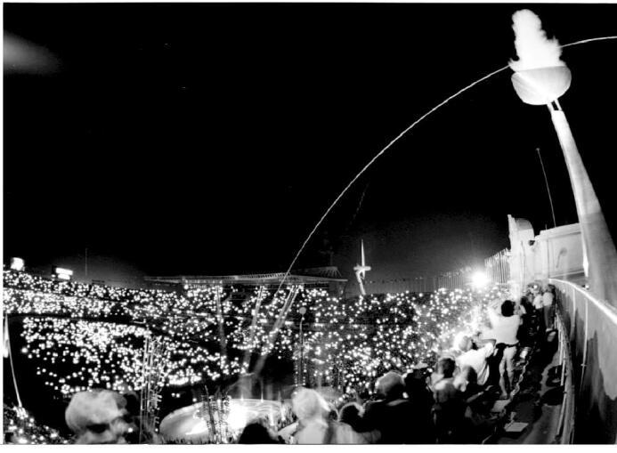 Los mejores momentos de las inauguraciones de Juegos Olímpicoso.