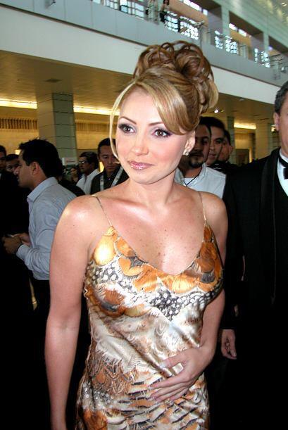 """Angélica participó en """"Alcanzar Una Estrella"""",  """"Angela"""", """"La Dueña"""" y """"..."""