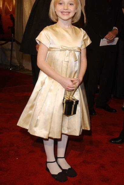 Hannah Dakota Fanning es el nombre de esta talentosa actriz nacida el 23...
