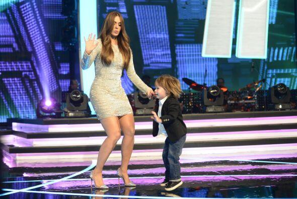 ¡Mateo siempre bailó con su mami!