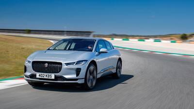 Esta es la nueva Jaguar I-Pace
