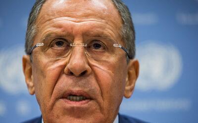 La visita de Sergey Lavrov será el contacto de más alto nivel entre el K...