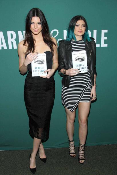 Si bien es cierto las hermanitas de Kim Kardashian tienen otra proyecció...