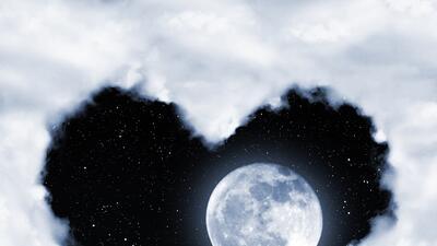 La Luna llena llega con una aventura de amor