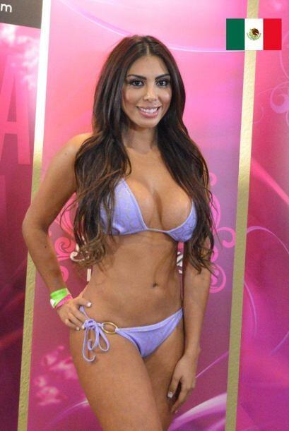 •  Carolina Verdura (Mexicana)