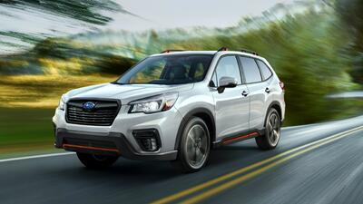 Desde el Autoshow de Nueva York: Subaru Forester 2019 con sistema detector de fatiga