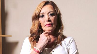 Sylvia Pasquel asegura que no estará en la bioserie de Silvia Pinal