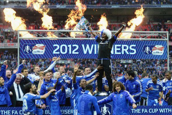 La FA Cup, el torneo más antiguo a nivel de clubes, fue ganada por el Ch...