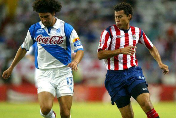 Nos remontamos hasta el 2004 para recordar otro duelo entre el Guadalaja...