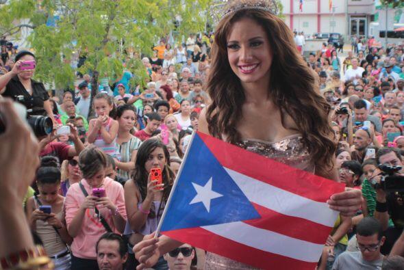 Aleyda ha comentado en varias ocasiones que quiere ser una buena reina p...