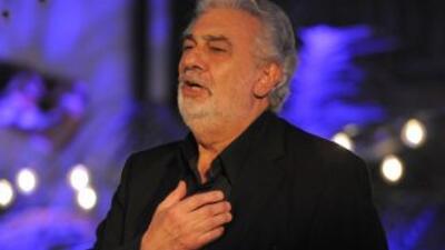 Plácido Domingo regresa por sexta vez a realizar un concierto antes de l...