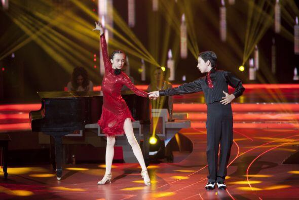 Es impresionante ver a los niños bailando un género como el tango...